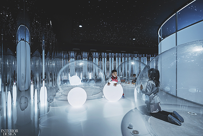Wutopia Lab Conceives a Fantastical Kids' Amenity Space at a Coastal China Resort