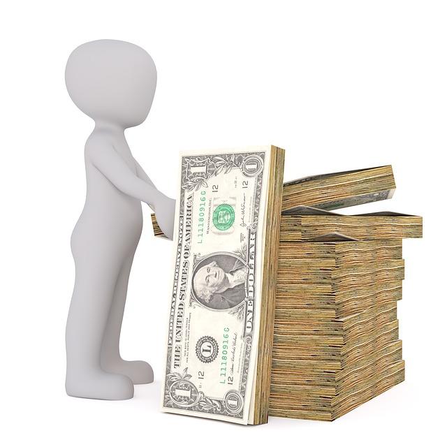 dollar, usa, paper money