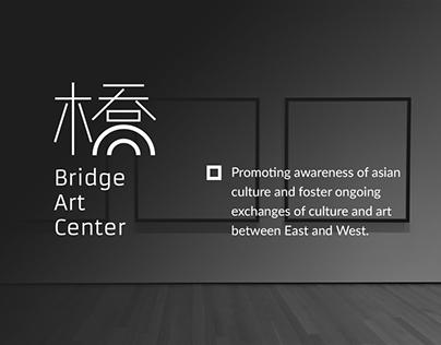 Bridge Art Center (Branding / VI Design)