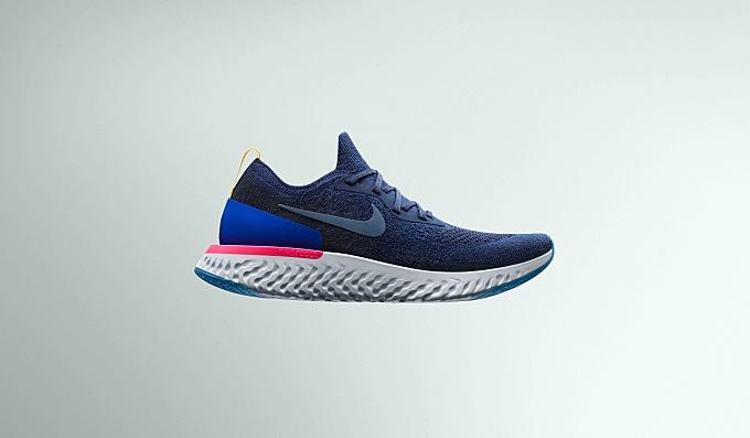 Revolutionary Nike Epic React Flyknit
