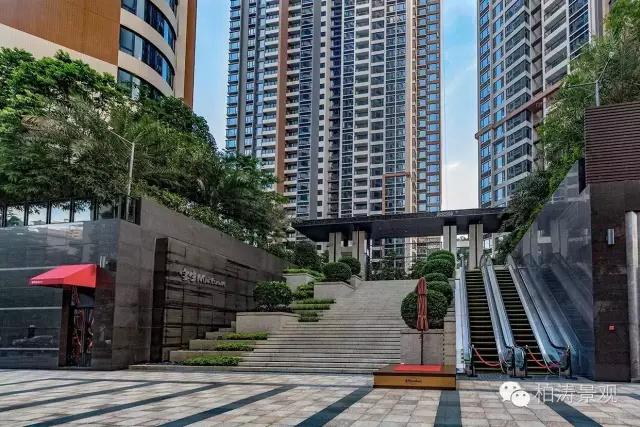 台阶,【设计】台阶&高差,高差,高差处理,· Landscape ︱入口