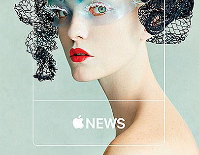 Apple News Campaign