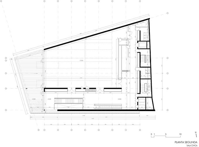Guillermo Vazquez Consuegra, Mariela Apollonio, Duccio Malagamba · Market Hall and Civic Center in Torrent
