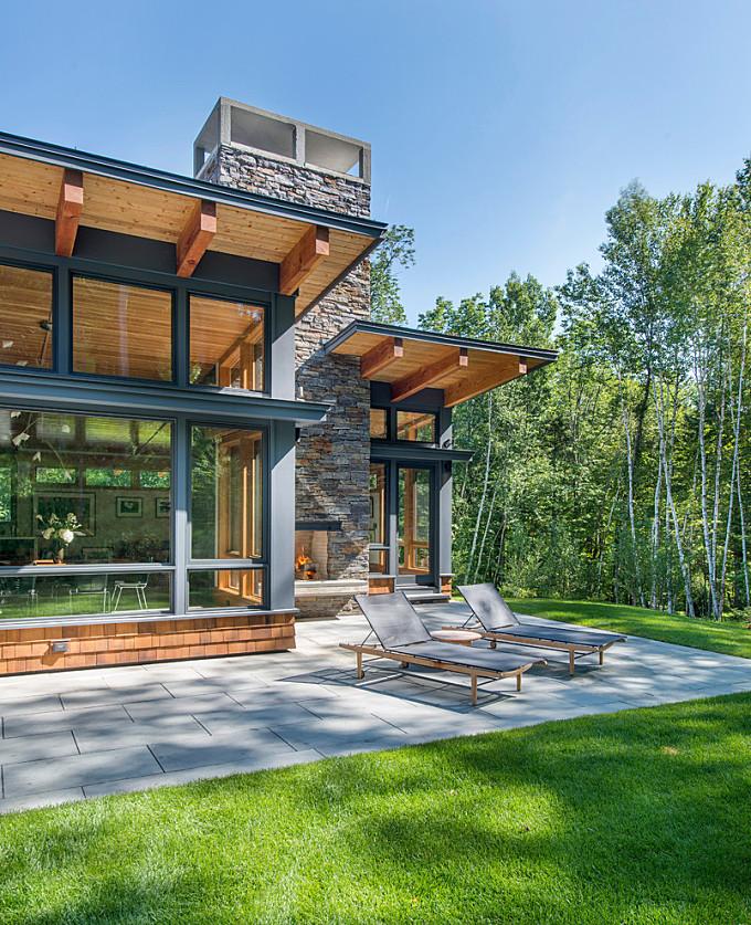 Green Mountain Getaway - Main House