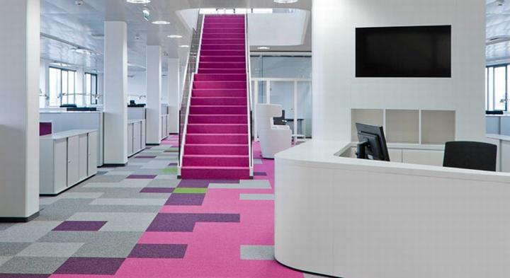 BIPA headquarters by BEHF Architects, Vösendorf - Austria