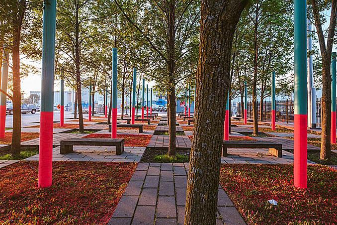 Passages Insolites (Unusual Passages) – Public Artworks in Quebec City September 17, 2018,AEDT