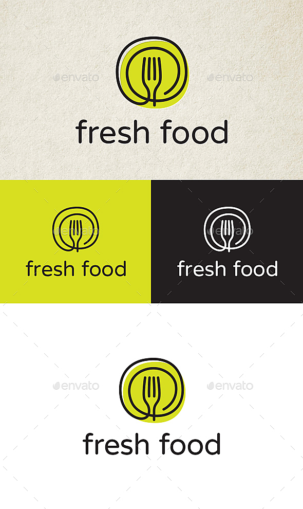 • Fully editable logo   	• CMYK   	• AI, EPS, PNG files   	• Easy to change color and text   	• Free font