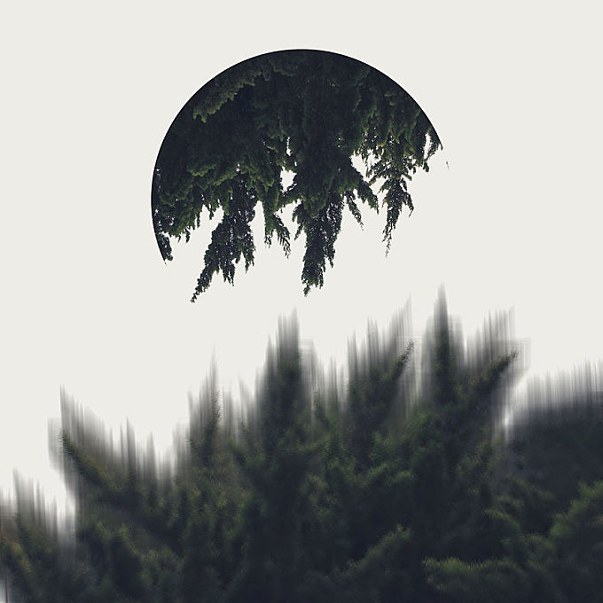 Double-Exposure Photos That I Created Inspired By True Detective