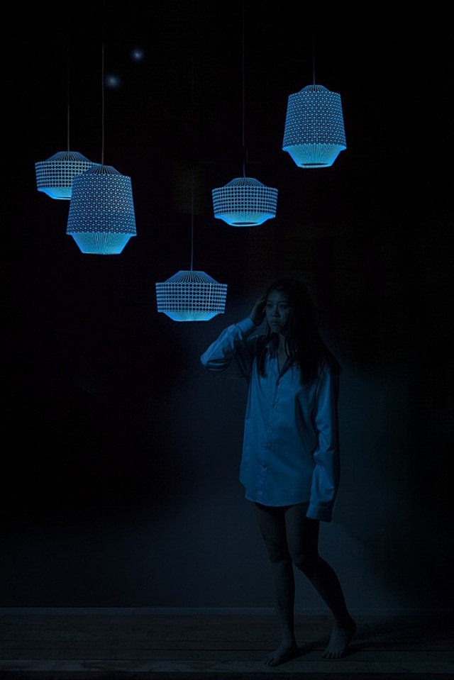 Afterglow Lamp by Ontwerpduo