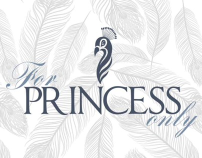 FOR PRINCESS ONLY - Logo