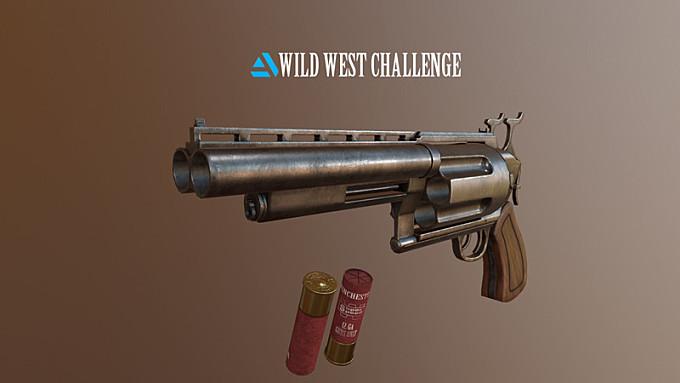 Wild West Challenge - The Hangover Gun