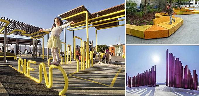 8 Urban Design Projects Around the World That Have Dramatically Impacted Public Space