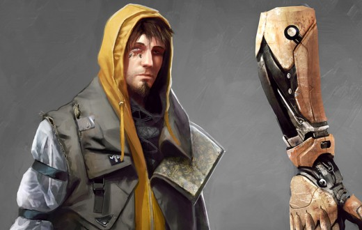 Concept artist Bruno Gauthier Leblanc has posted one of the character concept designs he created for Deus Ex: Mankind Divided. ...