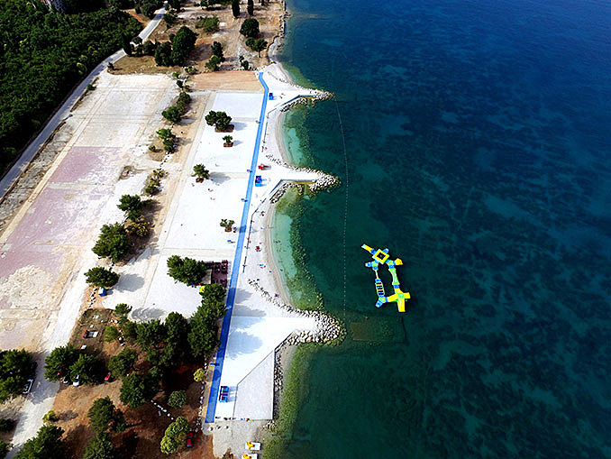 Studio KAPPO transform Military Seaplane Station into a new bathing complex September 20, 2016,AEDT