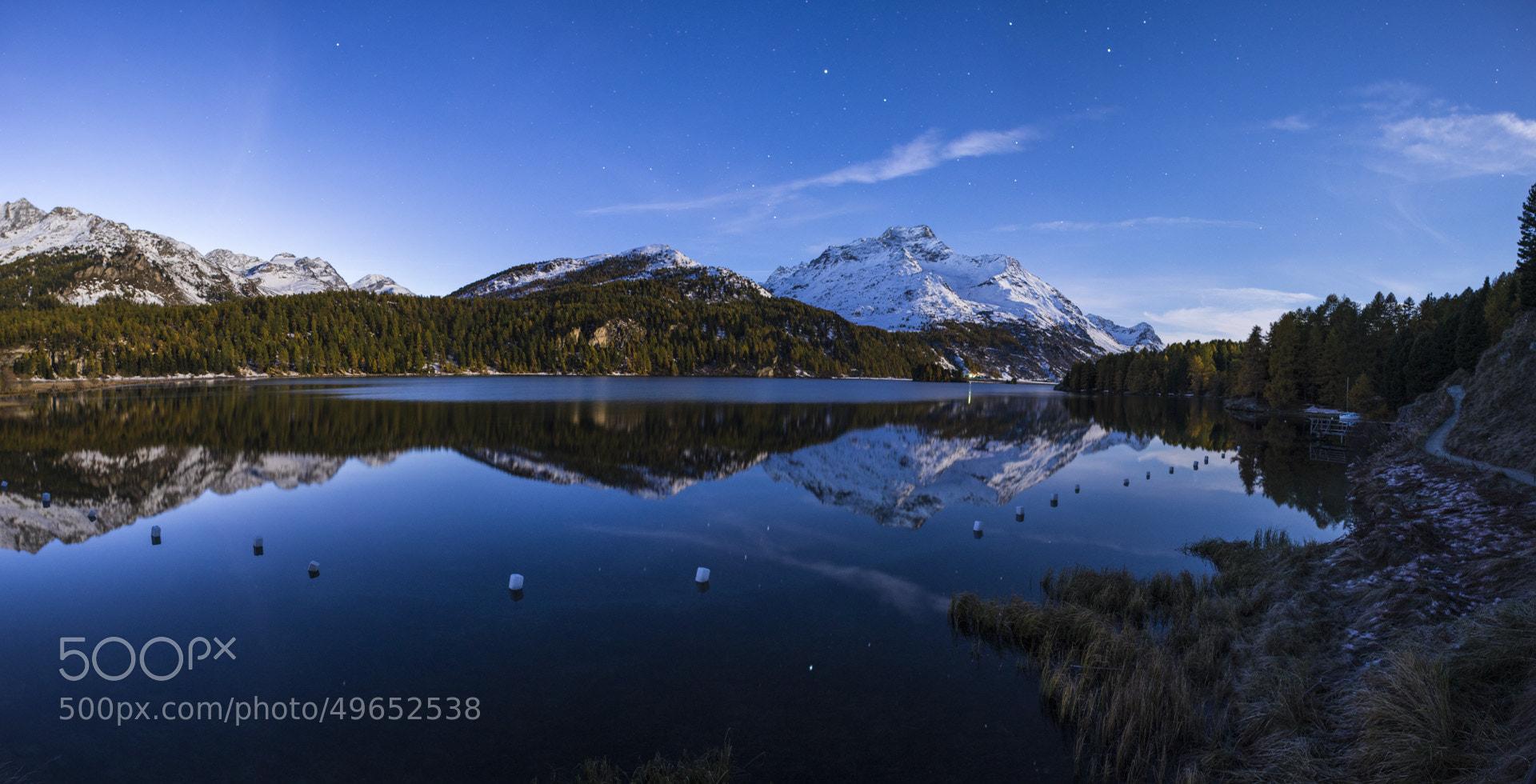 Silsmaria starry panorama.