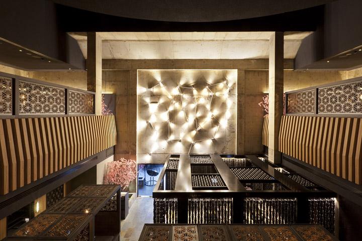 Wagaya Japanese Restaurant by Vie Studio, Melbourne - Australia