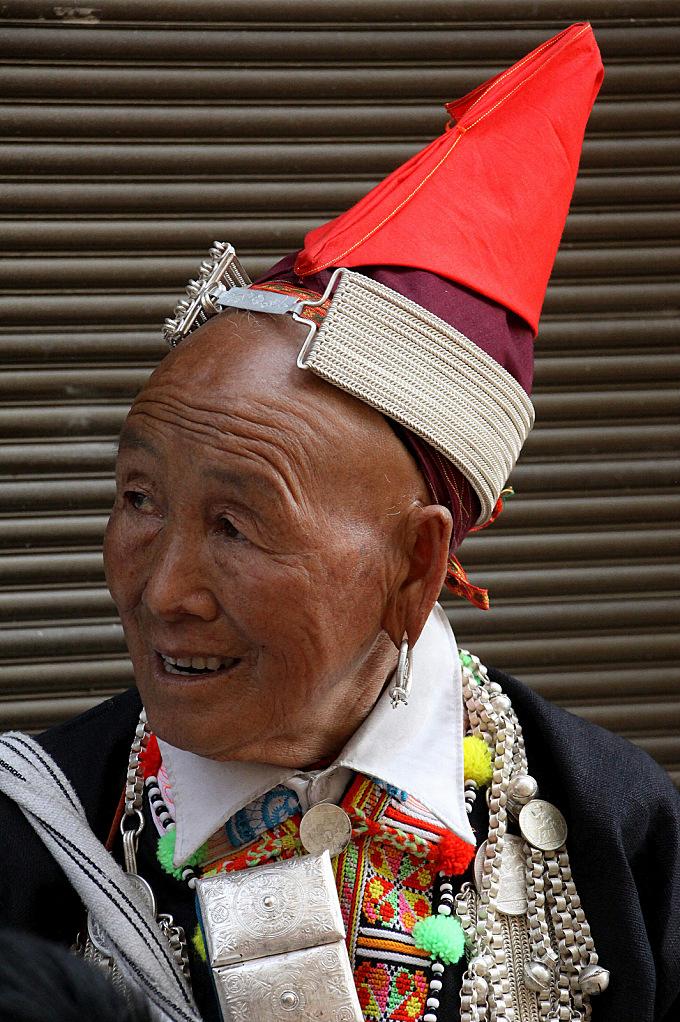 china - south yunnan