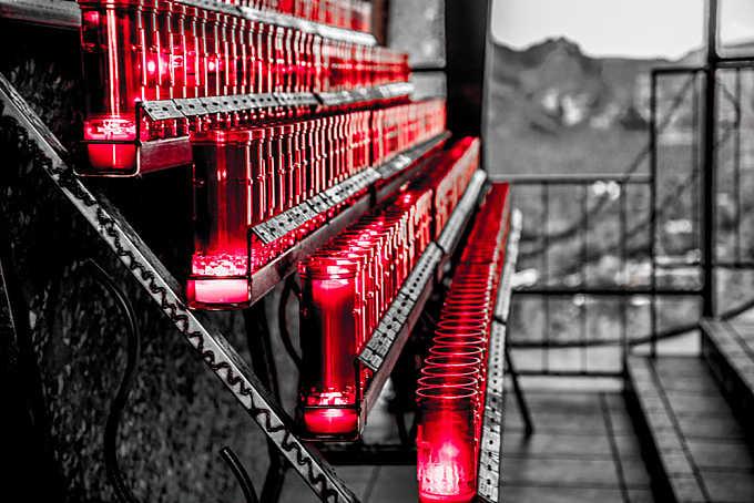 Church Candles of Sedona