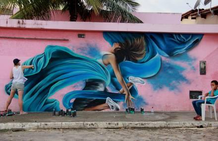 Brazilian Fresco for Women Empowerment
