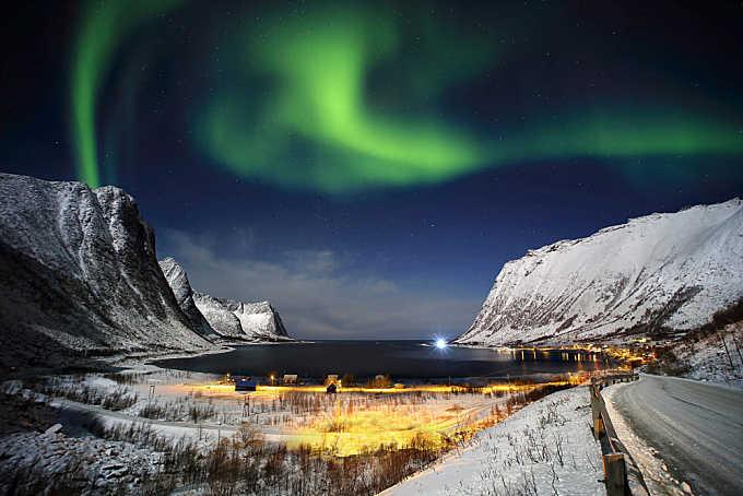 Steinfjord, Senja - Norway