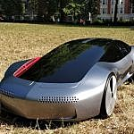 Visualizing Electric Concept Car Project by Bin Sun