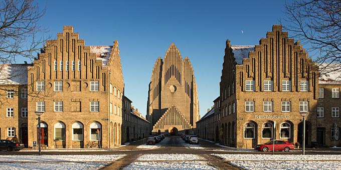 AD Classics: Grundtvig's Church / Peder Vilhelm Jensen-Klint, Courtesy of Flickr user Flemming Ibsen