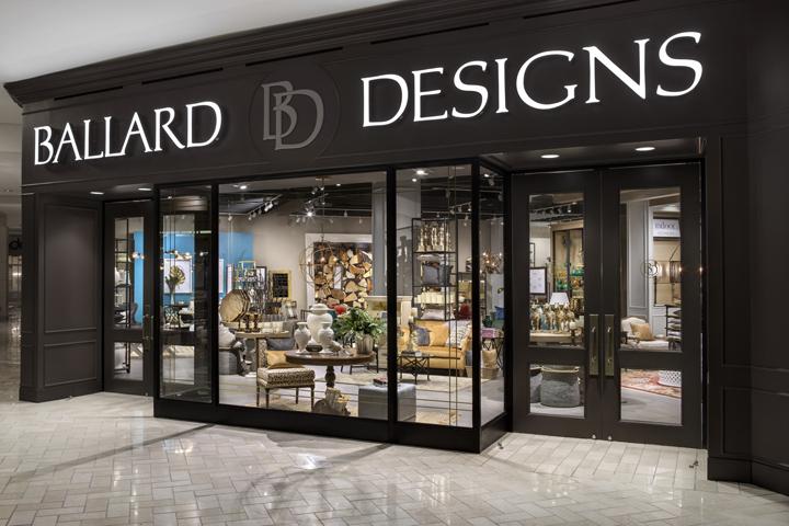 Ballard Designs store by FRCH Design Worldwide, Tysons - Virginia