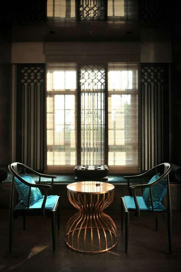 上海-万科佘山高尔夫会所 - 新中式 饰丽—软装设计和室内设计师的资料库
