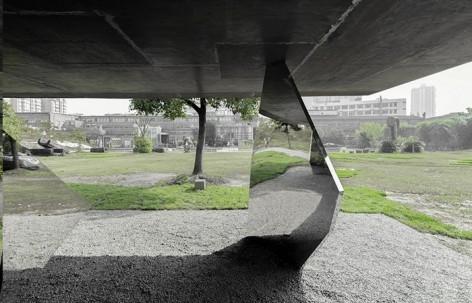Blossom Pavilion by Atelier Deshaus : &l