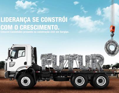 Anúncio Ford Caminhões