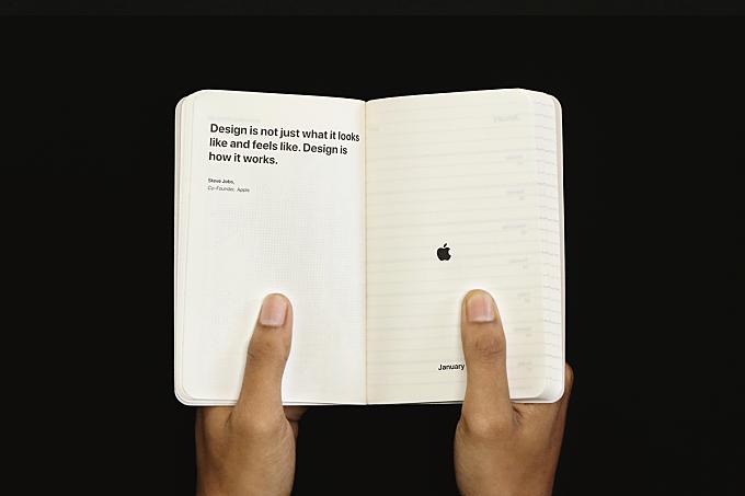 weekly notebook