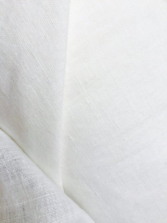 Linen, white linen fabric, natural linen, White 100 % linen fabric, clothing fabric, lightweight linen, Summer breathable fabric, linen fab