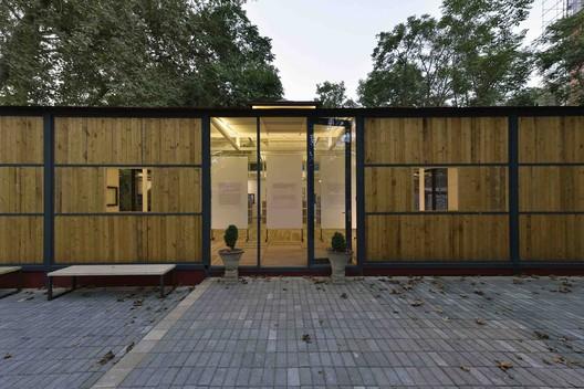 Multifunctional Gallery Space in Tehran / Kazem Keyhani