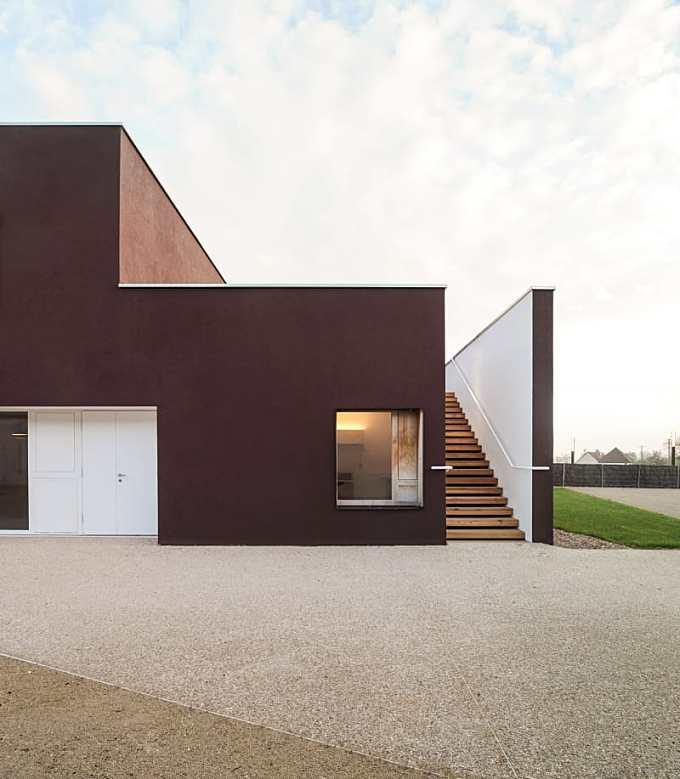 Dominique Coulon & Associés, David Romero-Uzeda · Nursing home in Pont-sur-Yonne