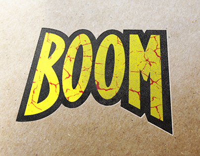 BOOM Energy Drink - Brand and Package Design