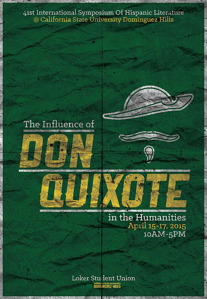 Don Quixote Symposium Poster