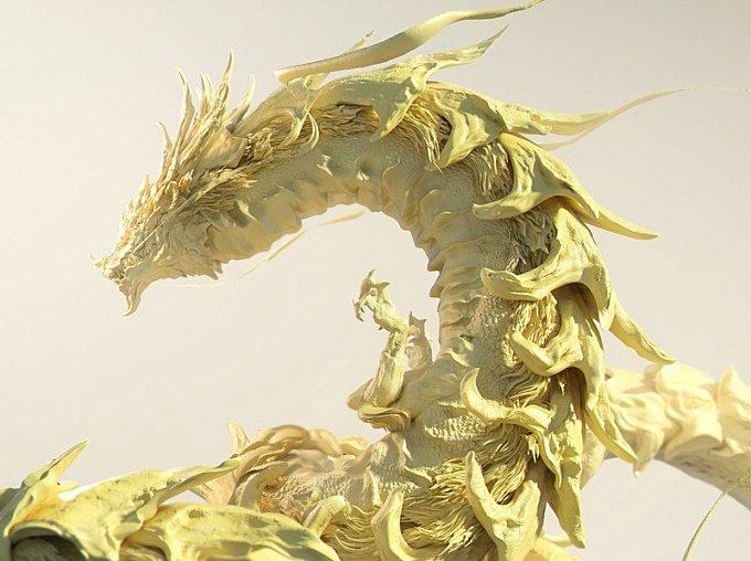 Yellow Dragon(黄龍)