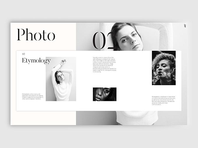Catalog/Brochure page II