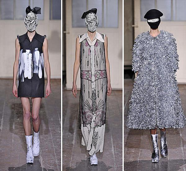 Maison Martin Margiela – Haute Couture S/S 2013