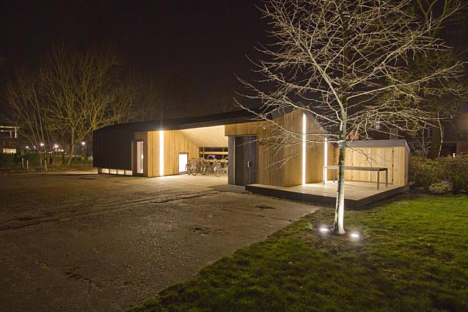 The Multifunctional Barn by Onix