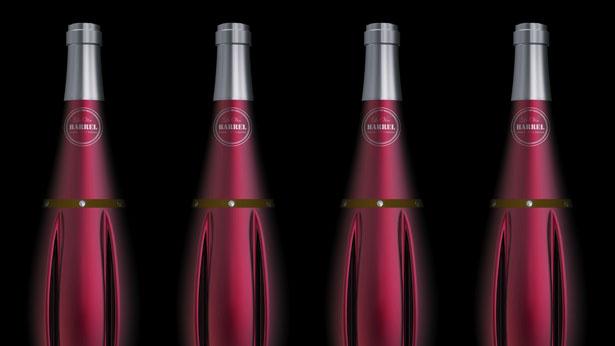 Le Vin Barrel Premium Wine Packaging Design by Tony Thomas Narikulam