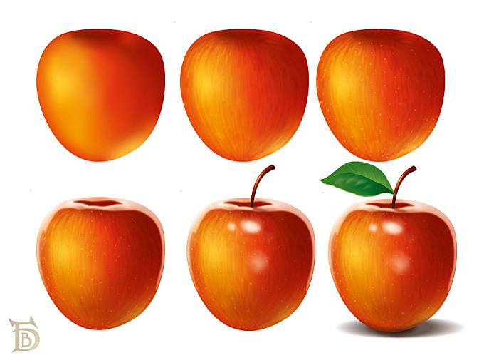 lesson process fruit