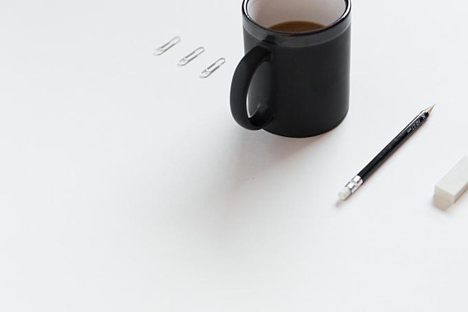 office, desk, business, white, work, paperclips, coffee, cup, mug, pencil, eraser, creative, design, objects