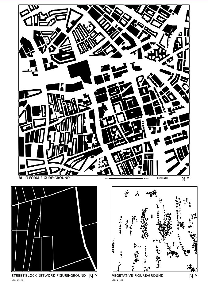 The Figure-Ground of Cities by Nadia Amoroso May 30, 2017,AEDT