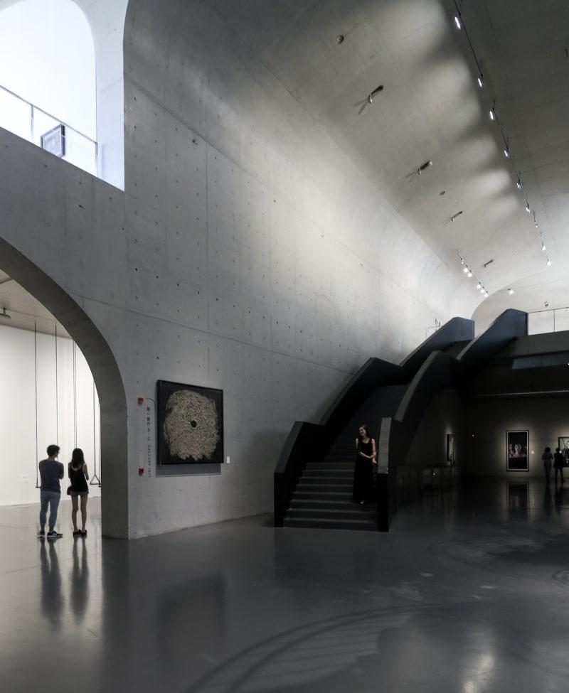 Atelier Deshaus, Yueqi Jazzy Li · Long Museum West Bund