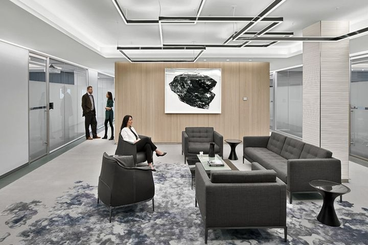 Investment Firm Office by TPG Architecture, New York City