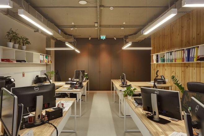 工业风办公室设计,办公室设计