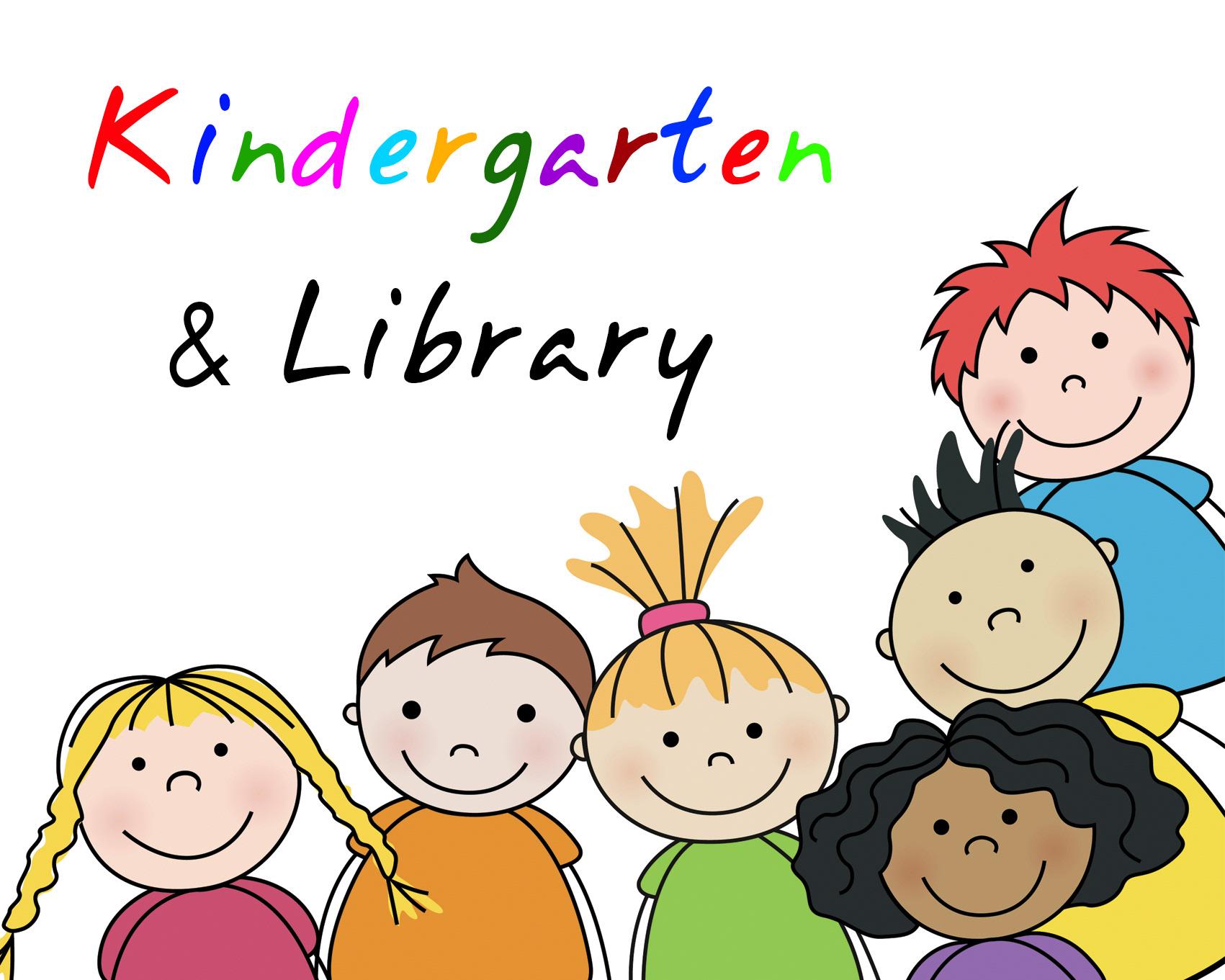 Kindergarten & Library