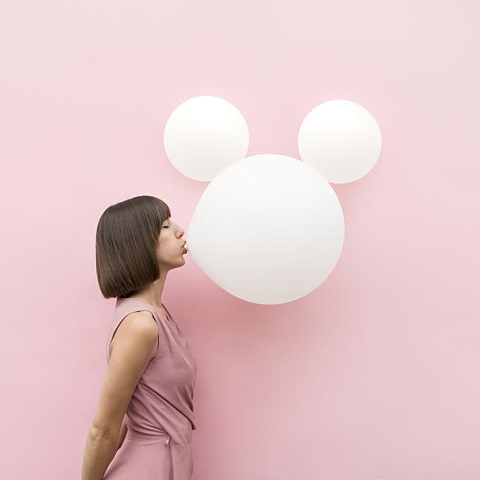 Creative Hidden Mickey on Instagram