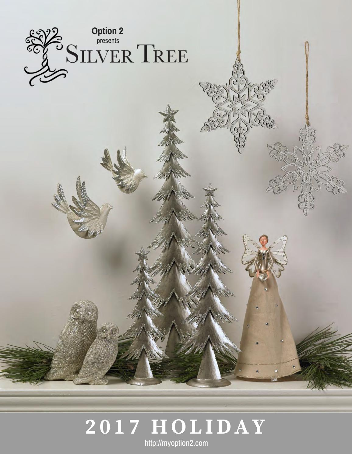 Silver Tree Holiday Catalogue